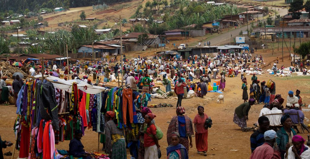 Marketplace-Dorze-Ethiopia